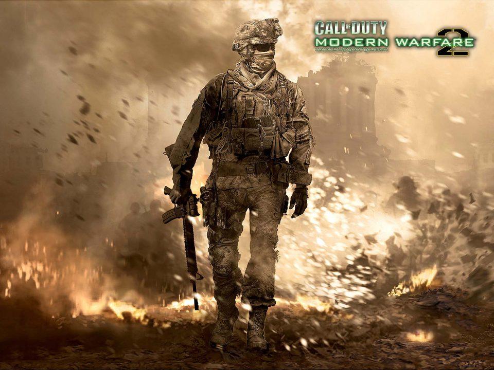 Modern Warfare 2 ключ