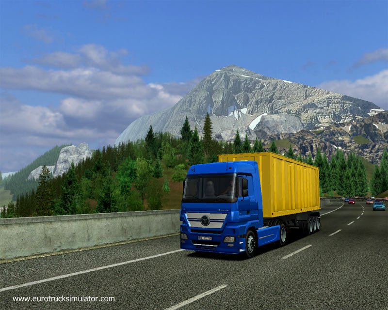 ключи для ets 2 ( Euro Truck Simulator)
