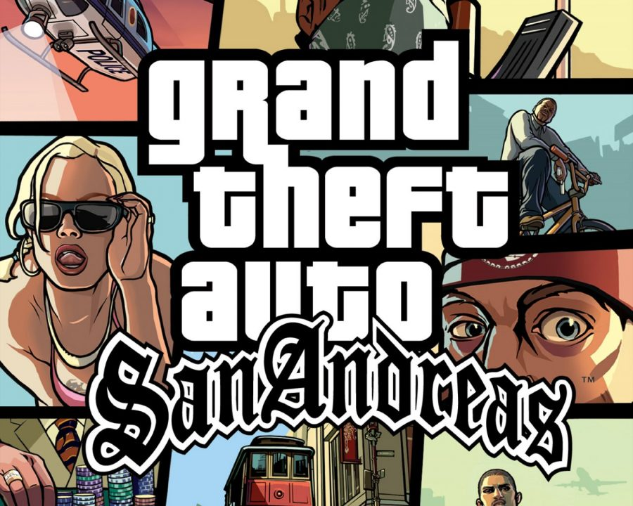 Ключи для Grand Theft Auto: San Andreas