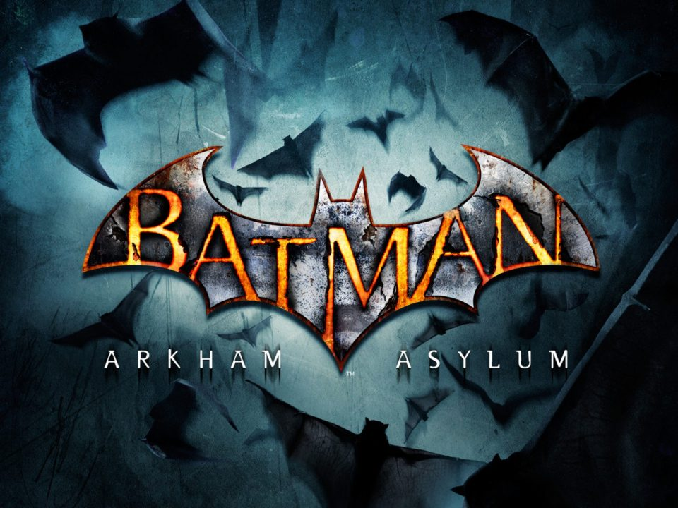 Ключ для Batman: Arkham Asylum