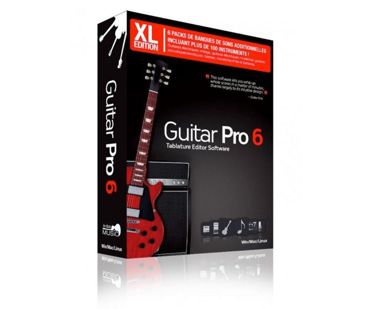 Ключ для Guitar Pro 6 бесплатно 2017