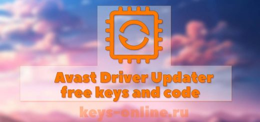 avast driver updater free keys and codes