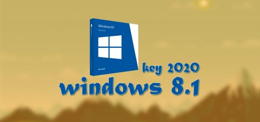 windows 8 1 keys free 2020