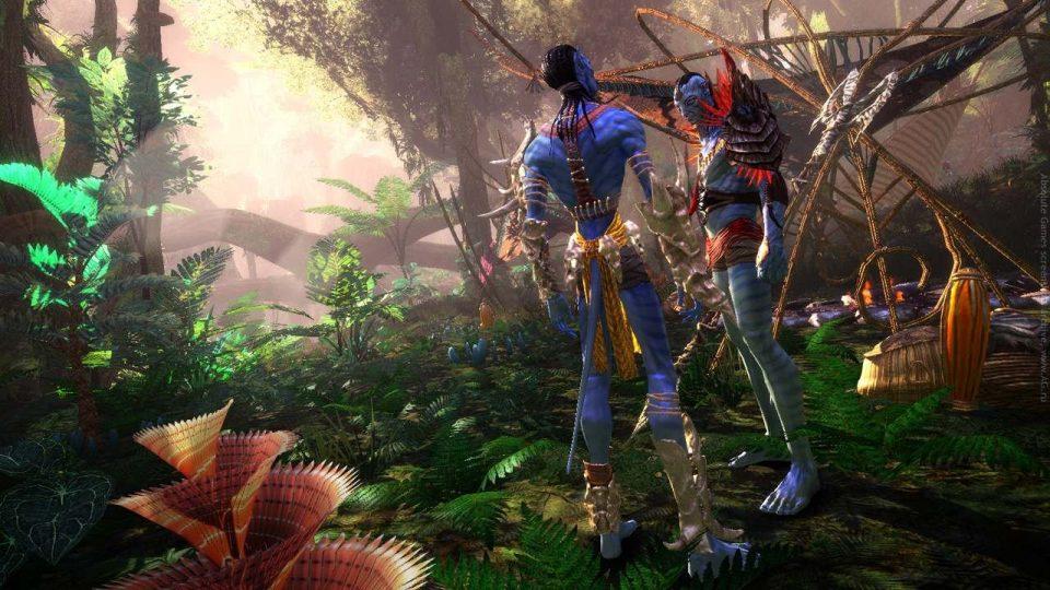 Ключ для James cameron's avatar: the game