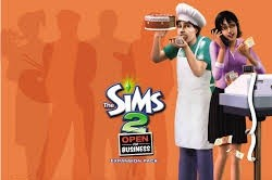 Ключи для игры The Sims 2 Open for Business