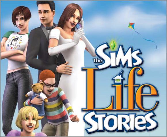 Скачать The Sims 2 Антология 2007. Life Stories / Симс 2 Житейские Истории