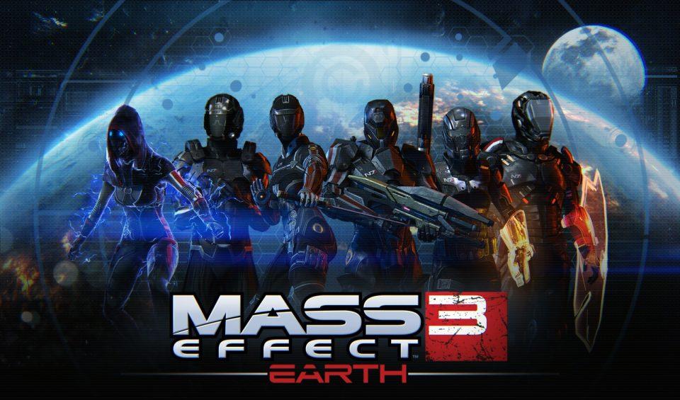 Ключи для Mass Effect 3