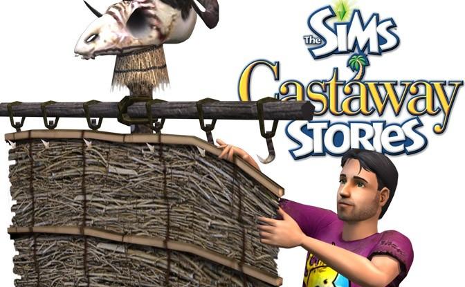 Ключ для The Sims Castaway Stories