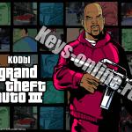 Ключи и коды для GTA 3