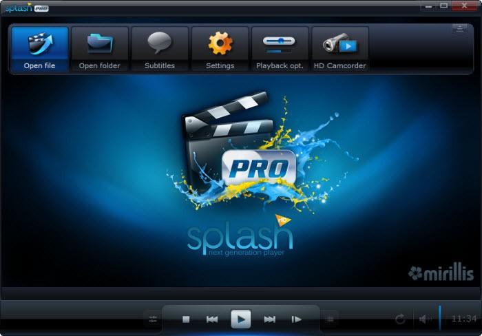 ключи для Splash PRO EX