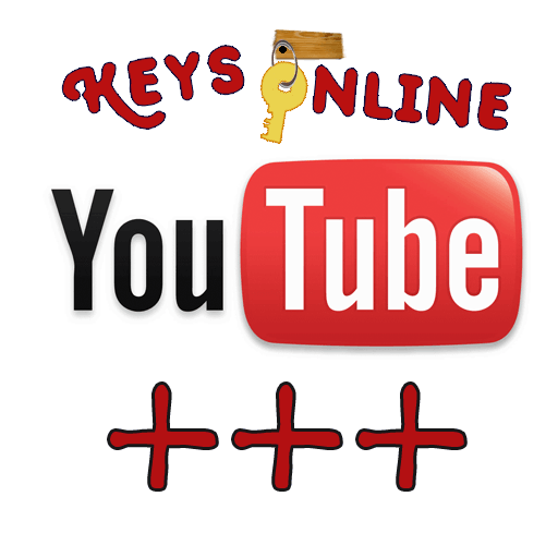 Keys online youtube