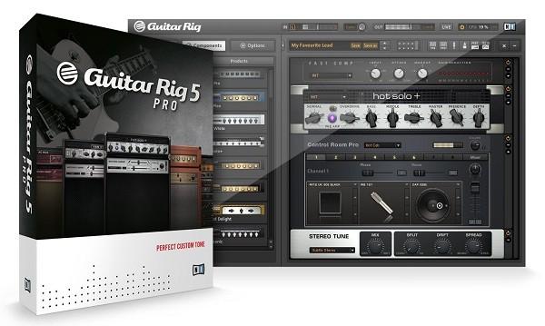 Ключи для Guitar Rig Pro 5.1 бесплатно 2017
